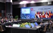Hợp tác ASEAN - Trung Quốc phát triển sâu rộng trên nhiều lĩnh vực