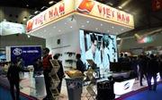 Việt Nam giới thiệu tàu chiến, sản phẩm phục vụ đóng tàu quân sự tại Triển lãm quốc tế về quốc phòng