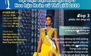 H'Hen Niê lọt top 5 Hoa hậu Hoàn vũ Thế giới 2018