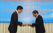 Chủ tịch UBND TP Hồ Chí Minh nhận Huân chương Văn hóa Bogwan