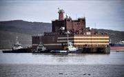 Chạy thử thành công nhà máy điện hạt nhân nổi đầu tiên trên thế giới