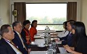 Việt Nam và Thái Lan thúc đẩy hợp tác tài chính trong khuôn khổ ASEAN