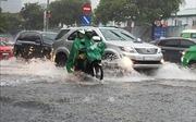 Cảnh báo mưa dông và ngập úng ở Tây Nguyên và Nam Bộ