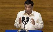 Phép thử tín nhiệm đối với Tổng thống Rodrigo Duterte