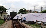 Tàu trật bánh tại Nam Định, đường sắt tuyến Bắc - Nam tê liệt