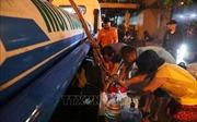 Không để thiếu điện ở khu vực sản xuất nước sạch tại Hà Nội sau sự cố nước sông Đà