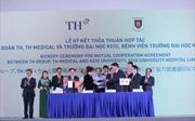 Công bố dự án tổ hợp y tế và chăm sóc sức khỏe công nghệ cao tại Hà Nội