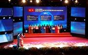 Trao thưởng 2 giải báo chí của thành phố Hà Nội lần thứ II – năm 2019