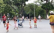 Phố đi bộ hồ Hoàn Kiếm - Không gian văn hóa giữa trung tâm Hà Nội