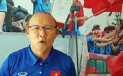 HLV Park Hang Seo trả lời báo Hàn Quốc: 'Tôi giao tiếp với cầu thủ bằng trái tim'