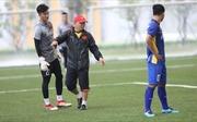 Các cầu thủ U23 Việt Nam không có cơ hội cho... chân nghỉ