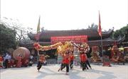 Lễ hội đền Đồng Cổ tưởng nhớ vị thần có công 'Hộ dân bảo quốc'