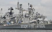 Ai Cập và Pháp diễn tập hải quân ở Địa Trung Hải