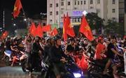 Đề phòng đua xe trái phép sau trận 'đại chiến' Thái Lan - Việt Nam