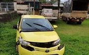 Bắt nhanh hai đối tượng dùng súng AK cướp taxi tại Gia Lai