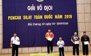 Hà Nội nhất toàn đoàn tại giải vô địch Pencak Silat toàn quốc 2019