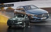 Lexus ES300h, Mercedes-Benz Maybach S560 xuất hiện tại triển lãm ô tô Việt Nam