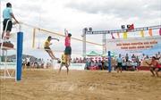 Đại hội Thể thao toàn quốc 2018: Khai mạc phân môn Bóng chuyền Bãi biển