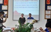 Lan tỏa hành động đẹp của nam sinh viên cứu người bị tai nạn giao thông