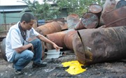 Ngăn chặn từ xa việc nhập rác thải gây ô nhiễm