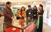 Trưng bày 'Dân ca Quan họ Bắc Ninh - Truyền thống và đương đại'
