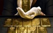 Giá vàng châu Á tăng gần 1% phiên 15/10