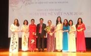 Giao lưu văn nghệ nhân kỷ niệm 45 năm quan hệ ngoại giao Việt Nam-Malaysia