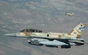 Tiêm kích Israel bay sát sạt biên giới Syria, 'thăm dò' S-300