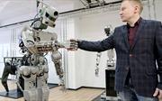 Nga lần đầu tiên đưa người máy lên Trạm vũ trụ quốc tế ISS