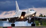 Video máy bay ném bom huyền thoại Tu-22M của Nga trở lại bầu trời