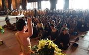 Hàng ngàn phật tử về dự Đại lễ Phật đản Vesak 2019