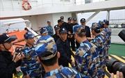 Nguyên tắc và nội dung hợp tác quốc tế của Cảnh sát biển Việt Nam