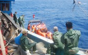 Phạm vi hoạt động và biện pháp công tác của Cảnh sát biển Việt Nam