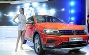 Cận cảnh hàng loạt mẫu ô tô mới xuất hiện tại triển lãm ô tô