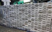 Tóm gọn 3.300 cây thuốc lá điếu lậu từ Campuchia về Việt Nam