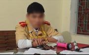 Công an TP Hồ Chí Minh bác thông tin bịa đặt trên Facebook về việc bắt CSGT giả mạo