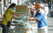 Những suất ăn miễn phí cho người nghèo trong mùa dịch COVID-19