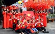Người hâm mộ đặt nhiều hy vọng vào trận đấu giữa Olympic Việt Nam và Olympic Syria tối nay