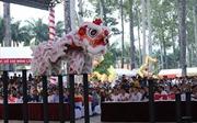 Bế mạc Liên hoan lân - sư -rồng TP Hồ Chí Minh lần 2