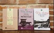 'Văn chương Sài Gòn 1881 -1924' khơi dậy tình yêu văn học trong giới trẻ