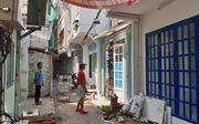 TP Hồ Chí Minh: Người dân quận 3 góp đất mở rộng hẻm