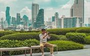 Du lịch một mình ngày càng hấp dẫn giới trẻ