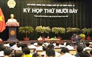 HĐND TP Hồ Chí Minh bàn giải pháp siết chặt quản lý trật tự xây dựng, nhà chung cư
