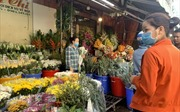 TP Hồ Chí Minh: Hoa tươi, quà tặng đều 'héo hắt' trước ngày 8/3