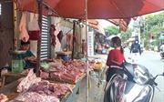 Giá thịt lợn tại TP Hồ Chí Minh giảm sâu