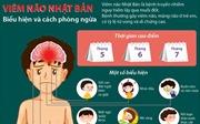 Biểu hiện và cách phòng ngừa bệnh viêm não Nhật Bản