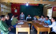 Bí thư chi bộ kiêm Trưởng bản - mô hình hiệu quả ở Bắc Yên