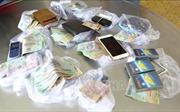 Triệt phá tụ điểm đánh bạc quy mô lớn tại Tây Ninh