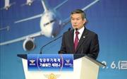 Bộ trưởng Quốc phòng Hàn Quốc khẳng định quân đội sẵn sàng ứng phó mọi mối đe dọa