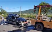 Bộ trưởng Nguyễn Văn Thể nêu các giải pháp giảm thiểu tai nạn giao thông
